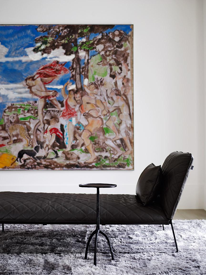 Asia Residential Resort with KEKKE longchair