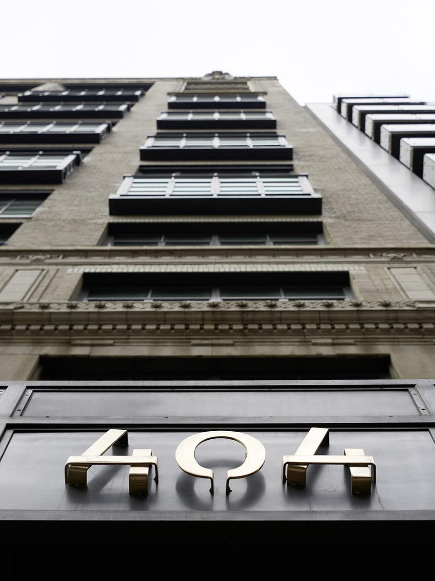 Luxury Condominiums Huys New York City