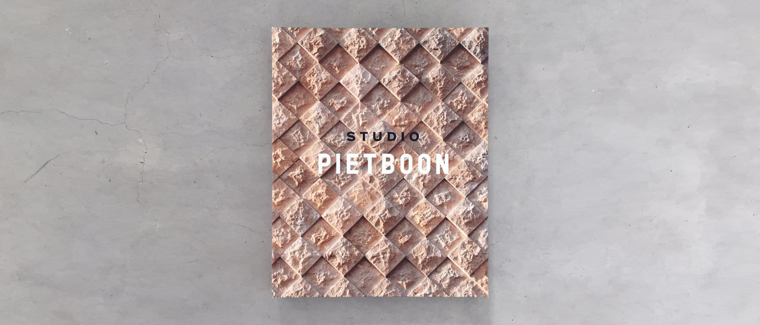 Book Studio Piet Boon