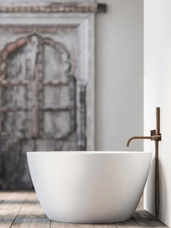 Cocoon taps and basins