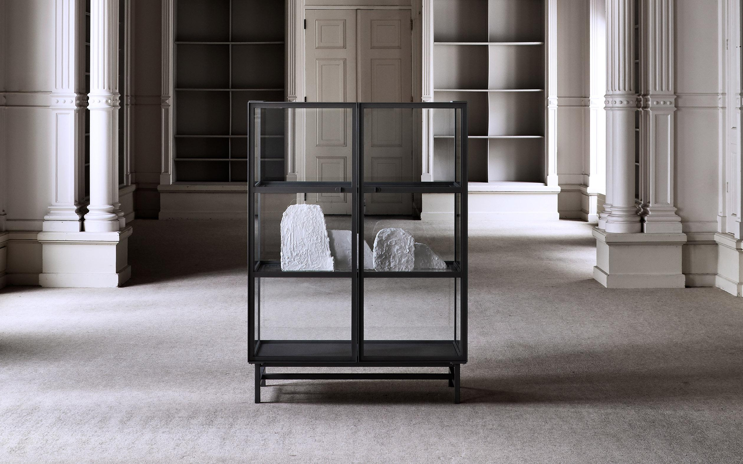 FINN cabinet with styling at Palace of Justice Amsterdam