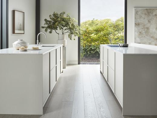 Frame kitchen