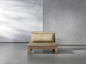 GIJS outdoor armchair & loveseat