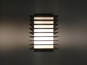STACK outdoor lamp by Maretti Lighting