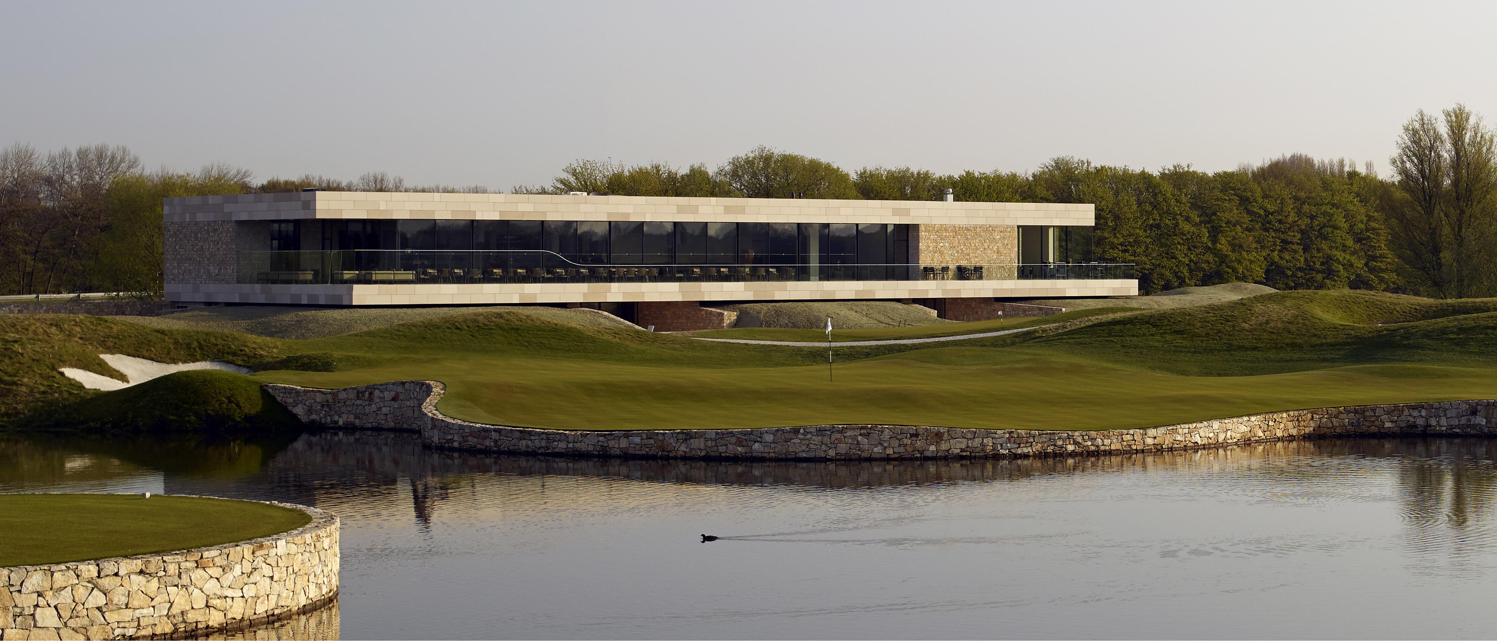 Golf club The International in Amsterdam