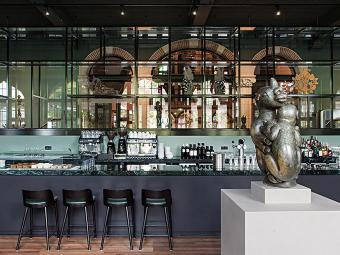 design interieur ontwerp restaurant