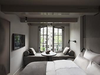 Luxurious Micro Condominium Amsterdam