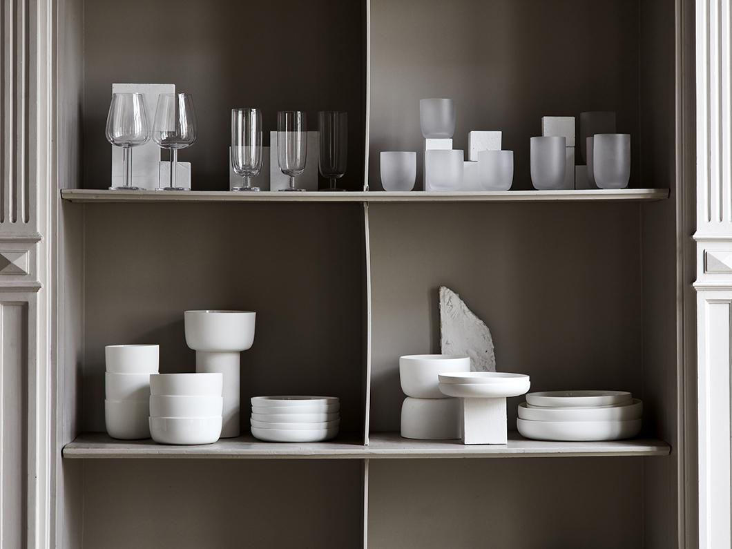 Tableware by Serax at the Jane