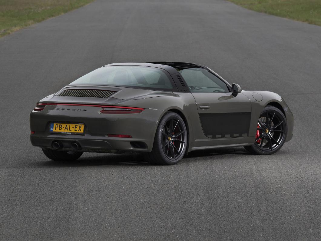 Piet Boon for Porsche, Alex edition
