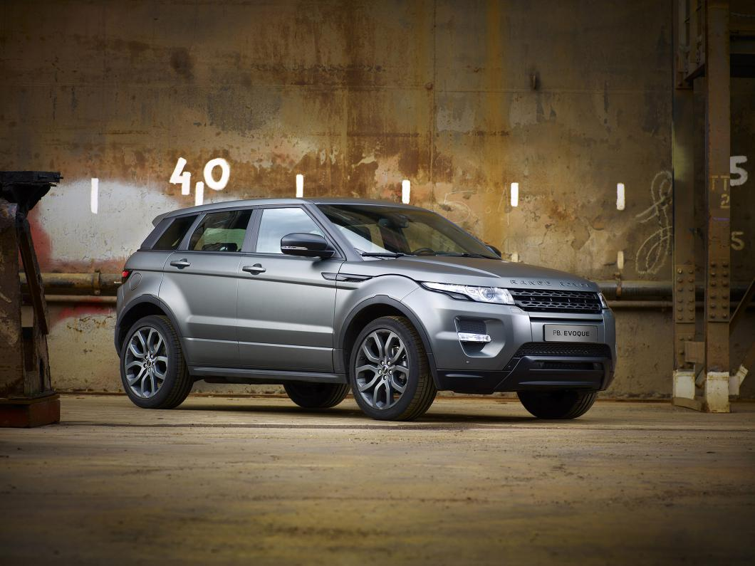 Piet Boon for Land Rover, Range Rover Evogue