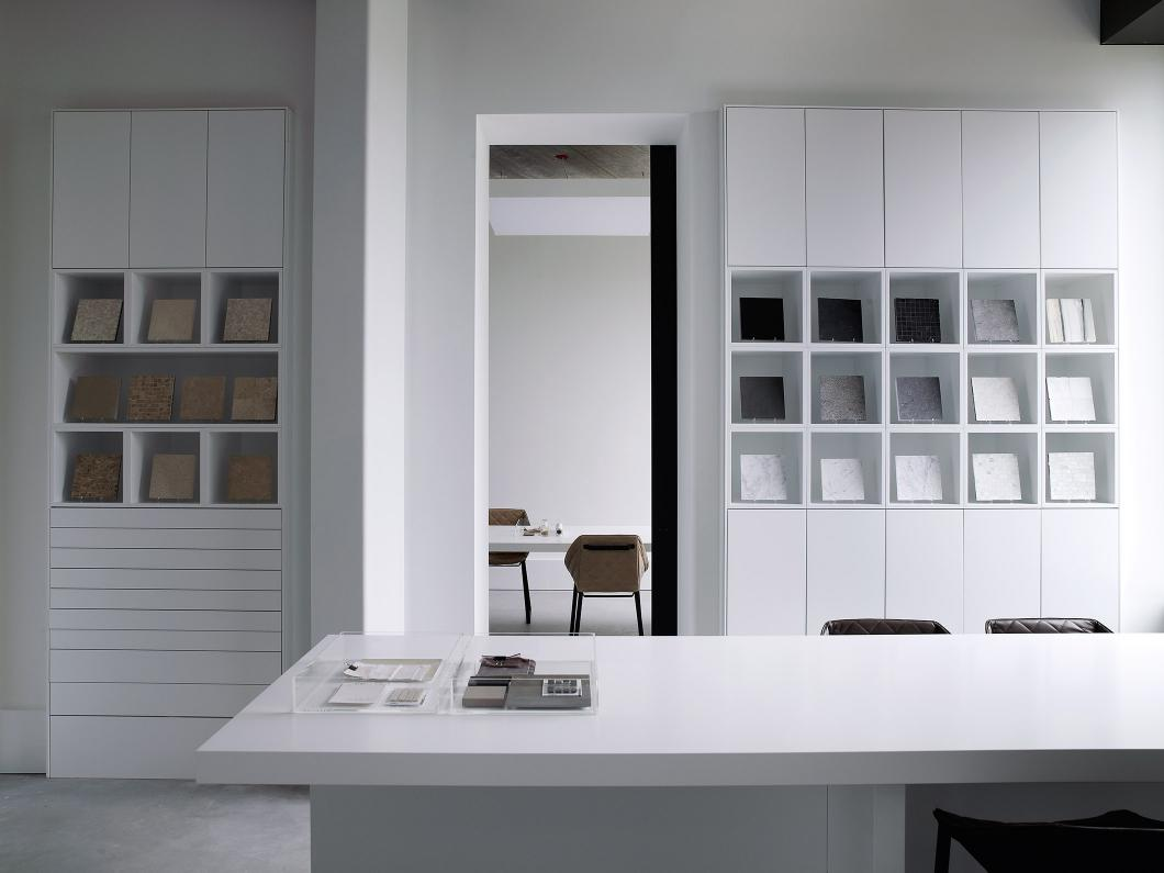 Studio Piet Boon global headquarters with KEKKE chair and bar stool