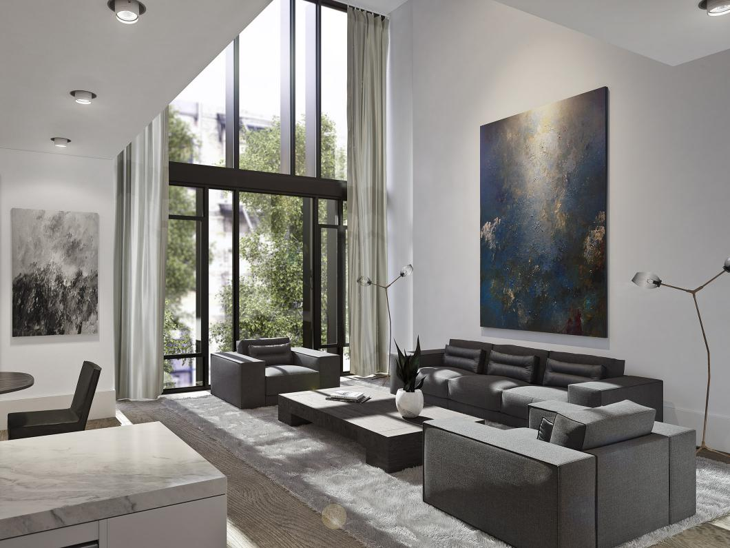 Luxury condominiums Oosten in New York City