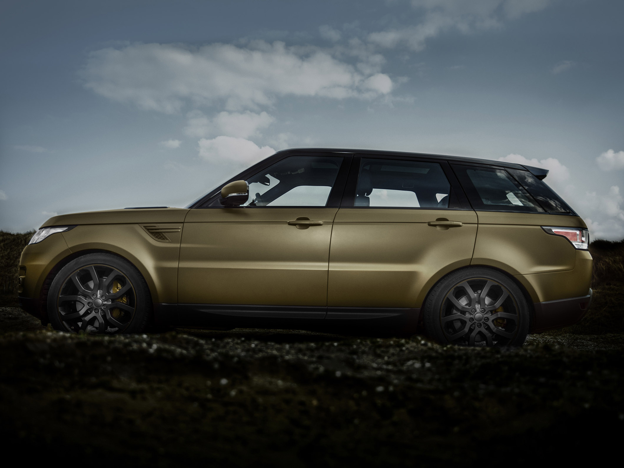 Piet Boon for Land Rover