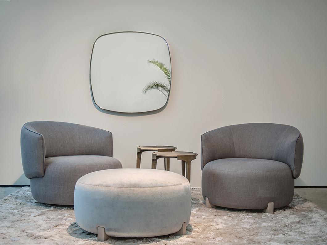 JANE fauteuil & draaistoel