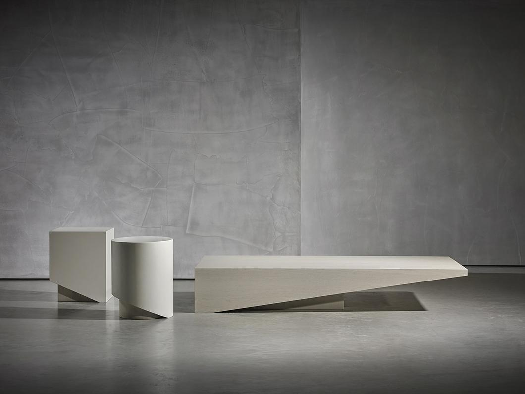 KAI side table and KOBE coffee table