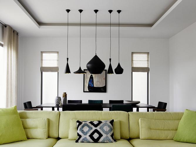 Jawaher Villas Riyadh with DIEKE sofa