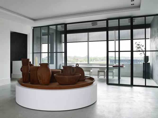 Studio Piet Boon global headquarters with SAAR chair and twin