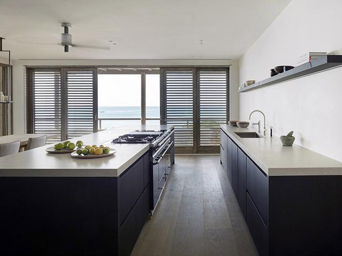 SIGNATURE keuken in luxe strandvilla op Antigua