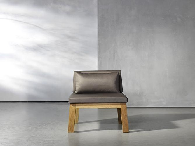 NIEK outdoor armchair
