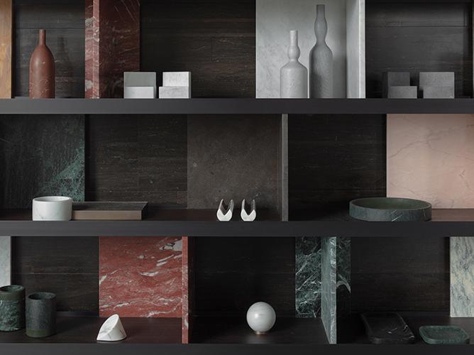 Salvatori showroom