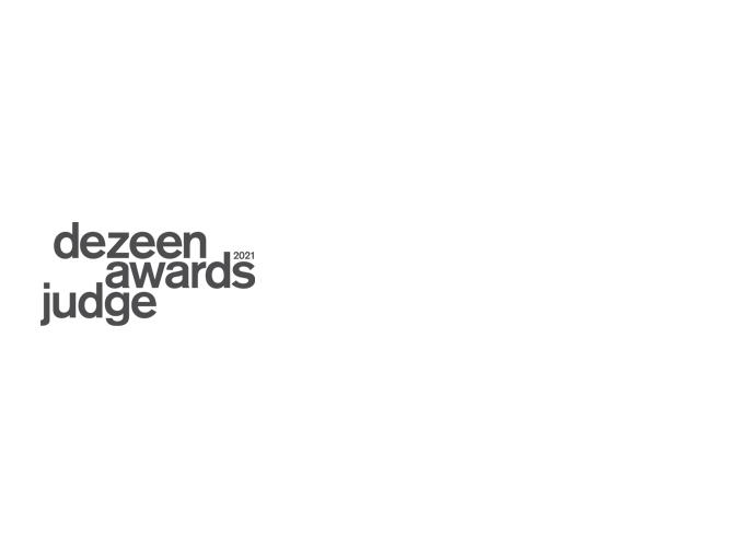 Dezeen Awards Judge 2021