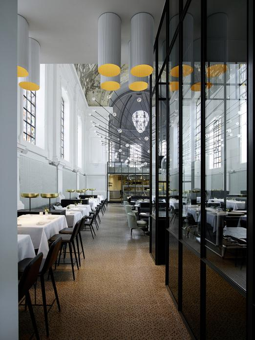 design project restaurant