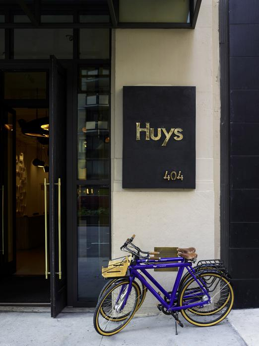 Luxury Condominiums Huys in New York City