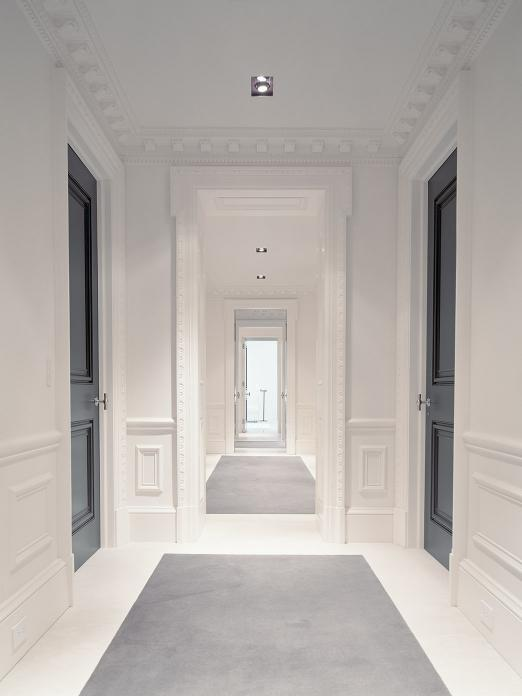 Fifth Avenue Apartment NYC with doors by Bod'or