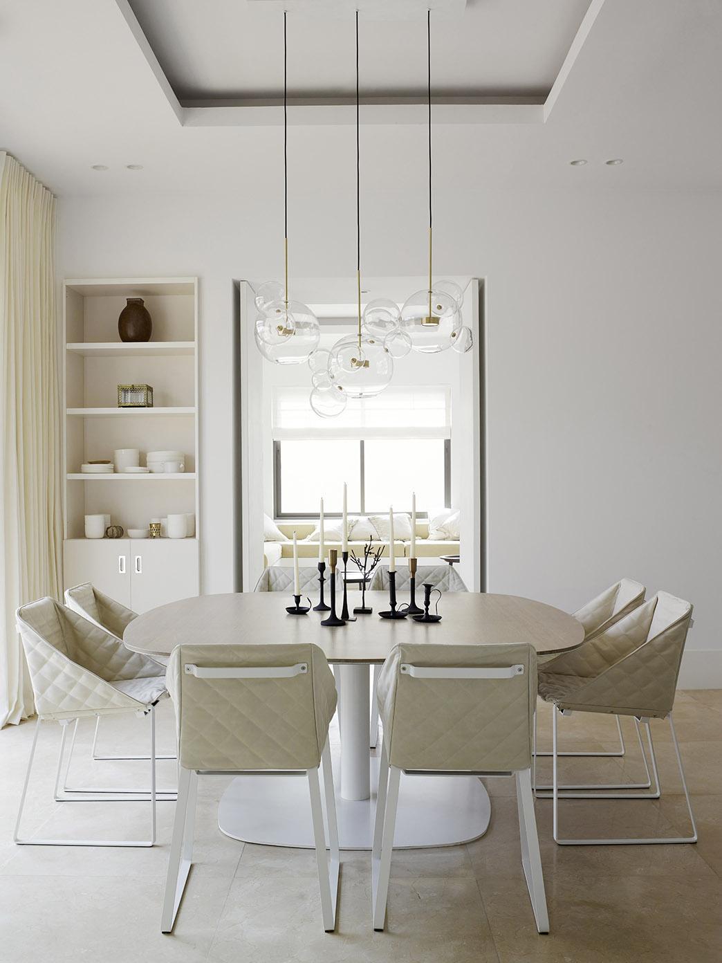 KEKKE Dining Table And Chair At Jawaher Villas Riyadh