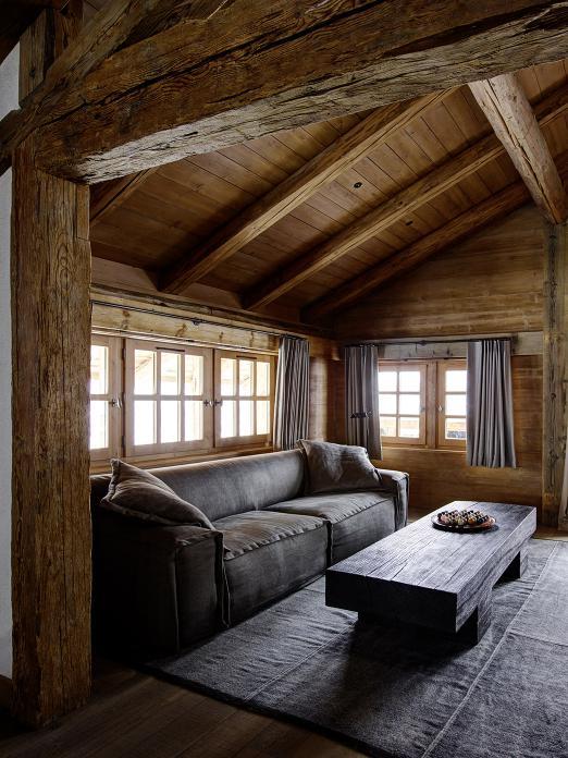 FEDDE sofa at Alpine residence