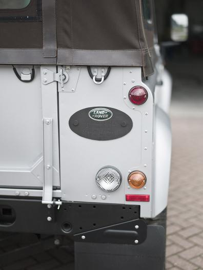 Piet Boon for Land Rover, Last Defender