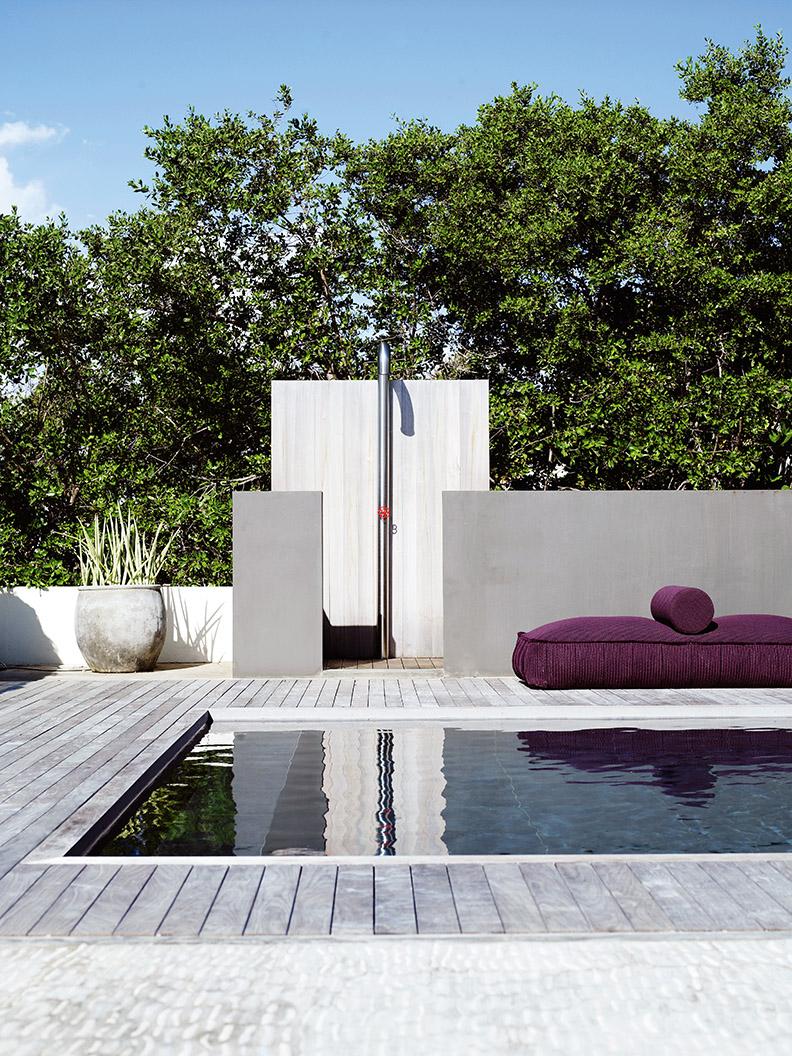 Caribbean beach residence