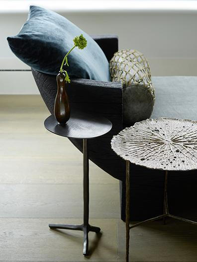 KLINK side table at urban residence