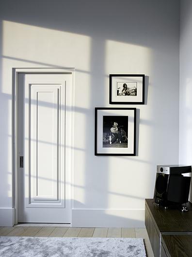 Doors by Bod'or at metropolitan penthouse