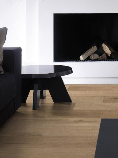 Flooring by Solidfloor, DIEKE sofa and ITSKE coffee table