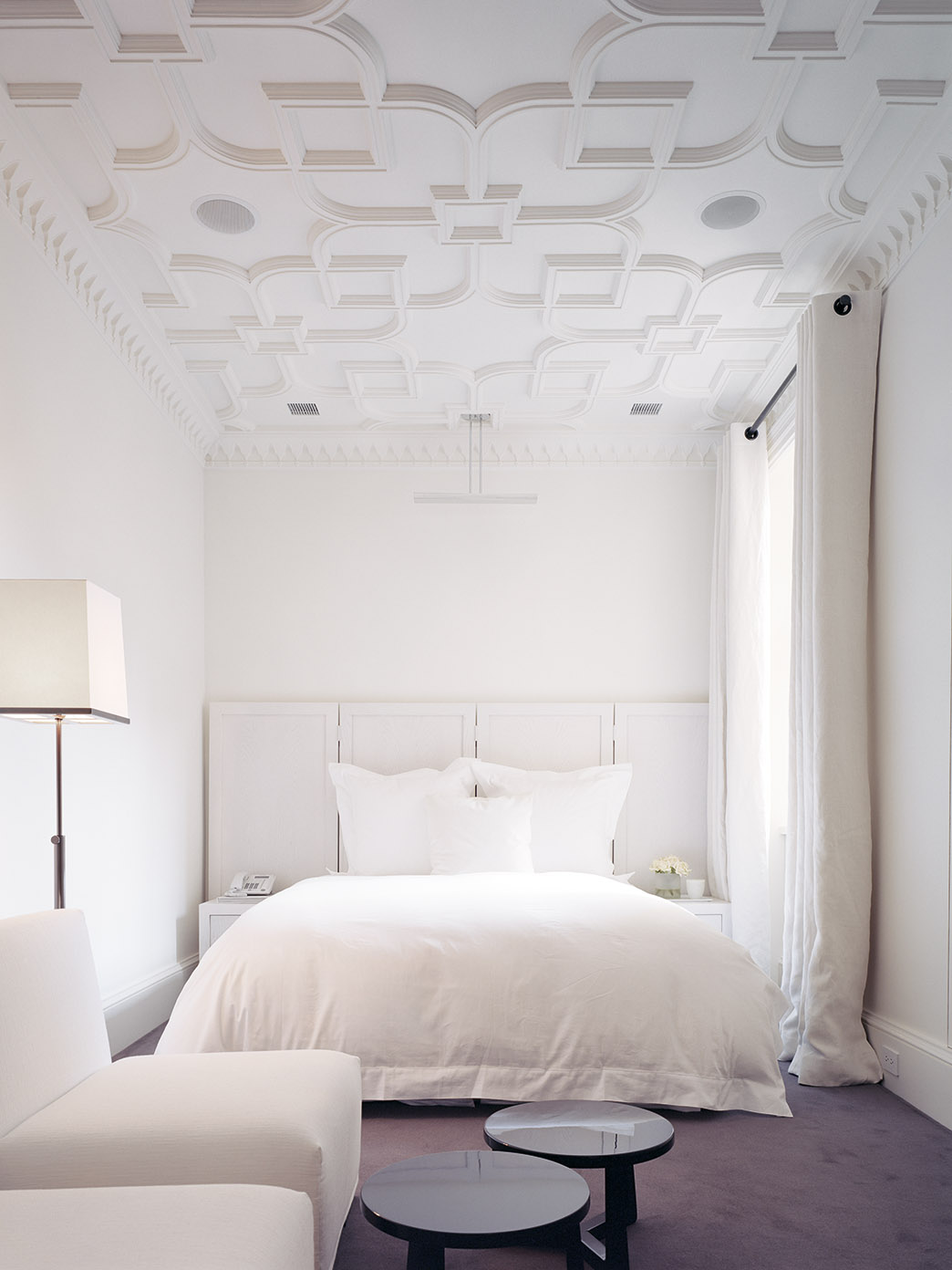 Fifth Avenue Apartment NYC with KLAAR lighting by Maretti