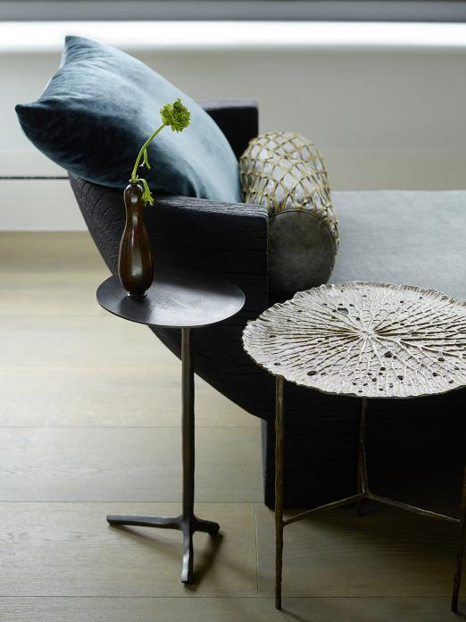 Urban Residence Amsterdam with KLINK side table