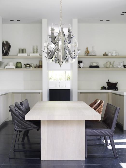 Rotterdam cubist villa with KEKKE chair and SAAR chair