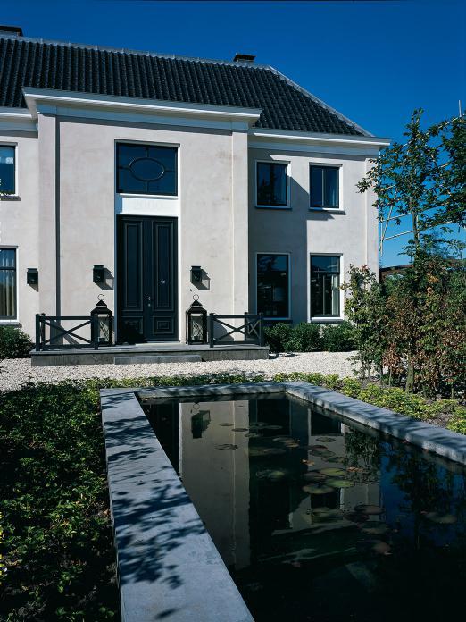 Stately mansion