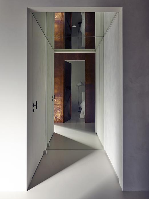 ONE door handle by Formani